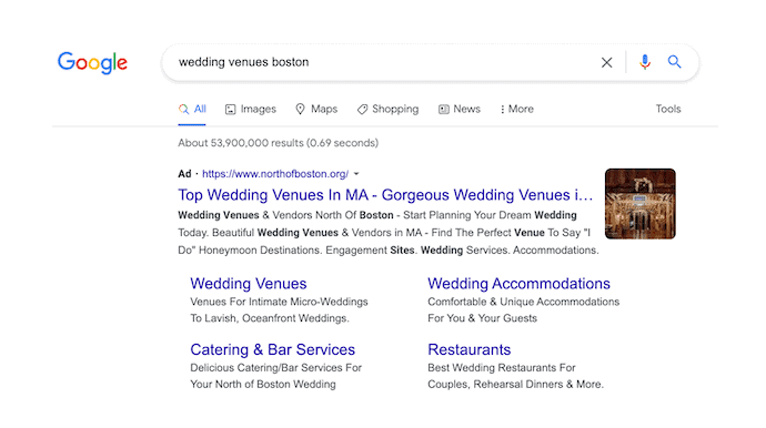 Google Ads Image Extensions