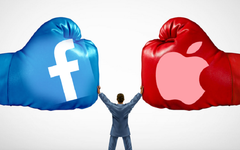 apple vs facebook